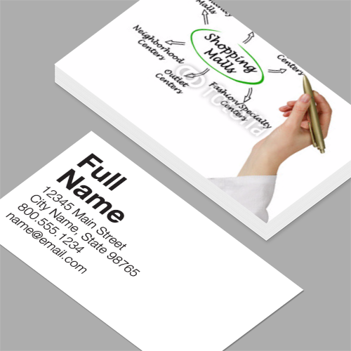 Regional sales manager business cards standard horizontal regional sales manager business cards types of shopping malls standard horizontal business cards colourmoves